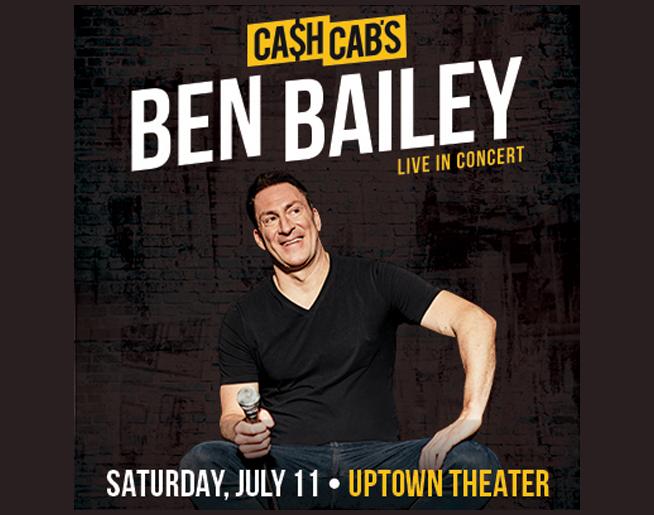 Ben Bailey // 7.11.19 @ Uptown Theater