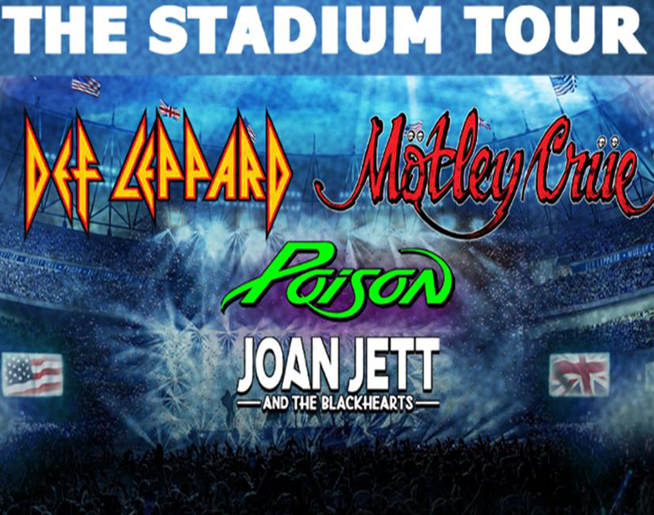Def Leppard + Motley Crue // 8.24.21 @ Kauffman Stadium