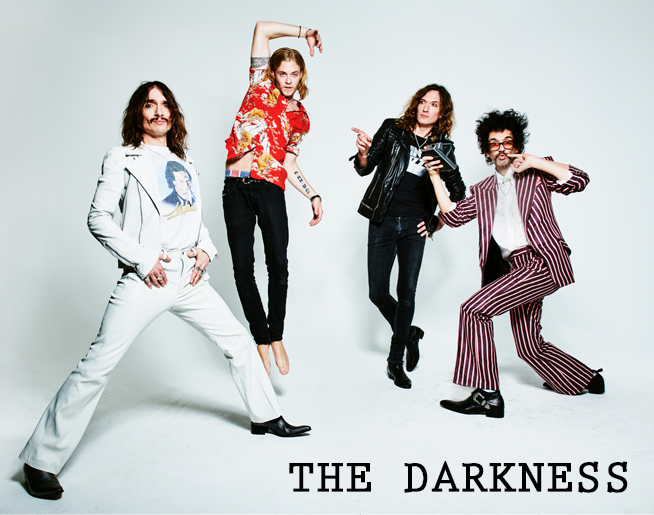 The Darkness // 5.20.20 @ The Truman