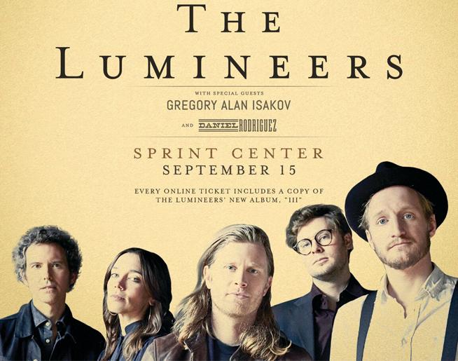 The Lumineers // 9.15.20 @ Sprint Center