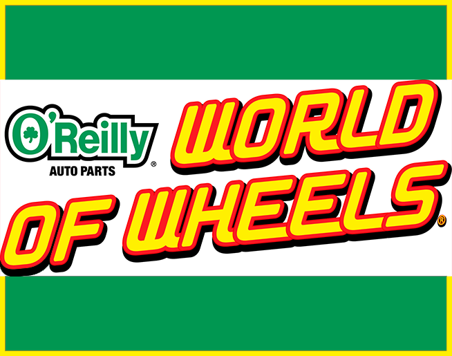 World of Wheels // 2.21-2.23 @ KC Convention Center