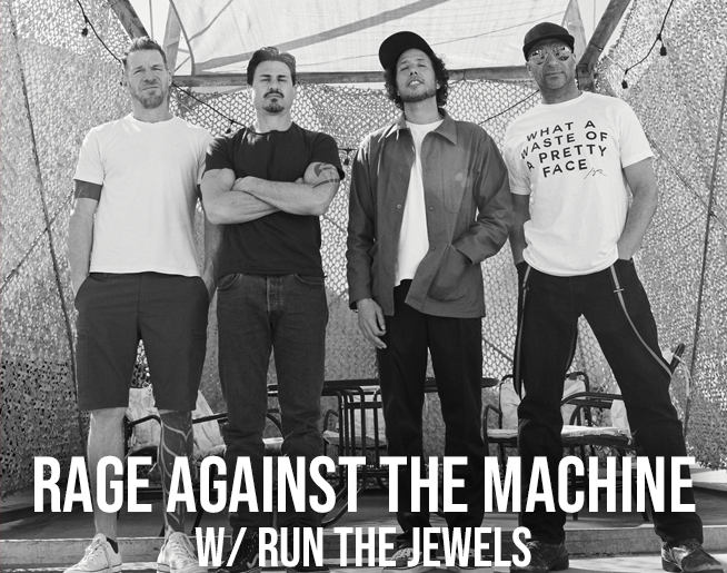Rage Against The Machine // 7.7.21 @ T-Mobile Center