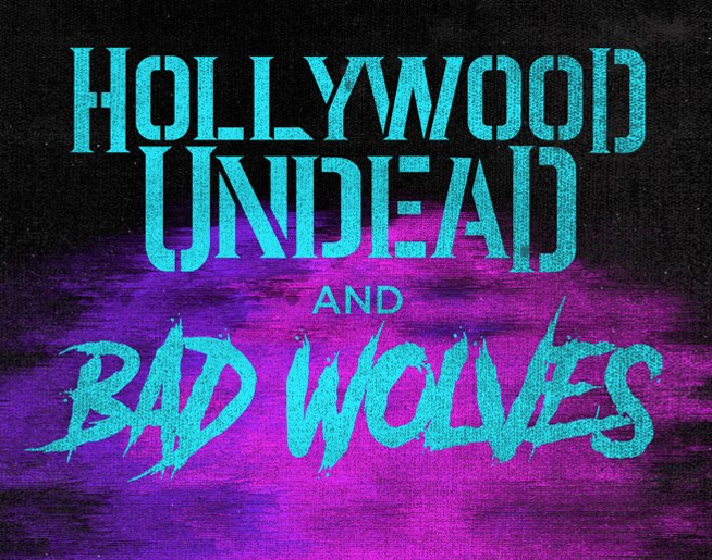 Hollywood Undead // 5.15.20 @ Grinders Crossroads