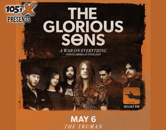 The Glorious Sons // 5.6.20 @ The Truman