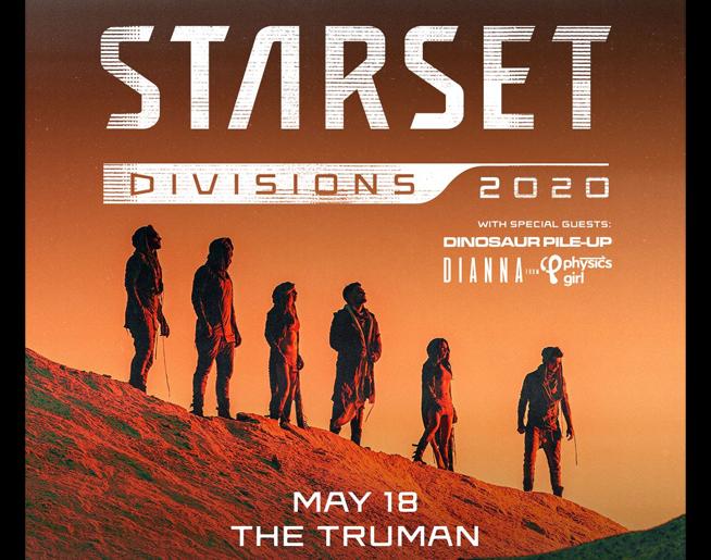 Starset // 5.18.20 @ The Truman
