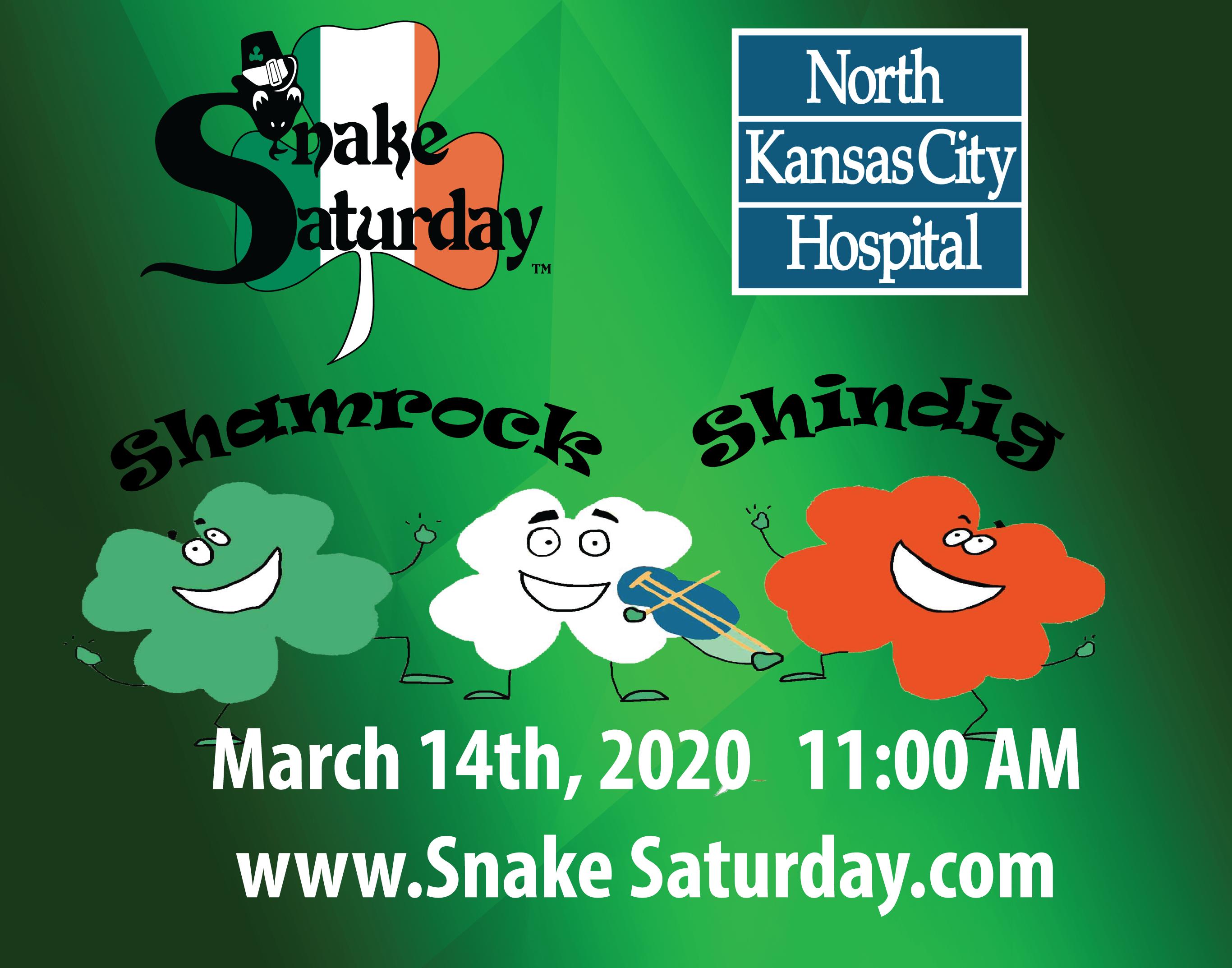 Snake Saturday NEW