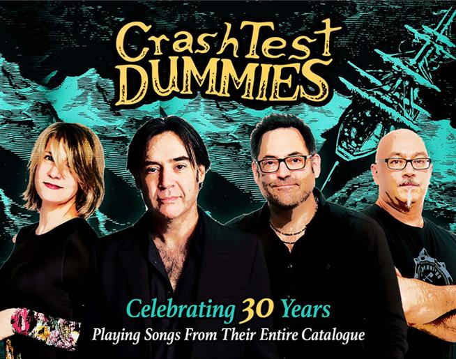 Crash Test Dummies // 9.29.20 @ Madrid Theatre
