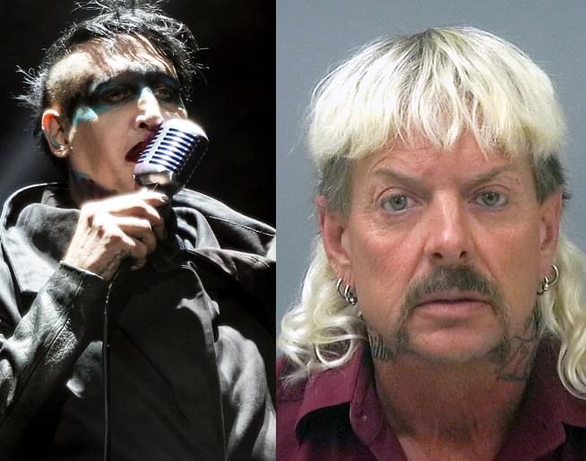 Marilyn Manson Joe Exotic 654