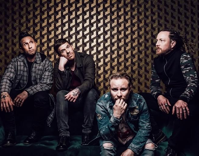 Shinedown And Fans Make Huge Donation To Healthcare Workers