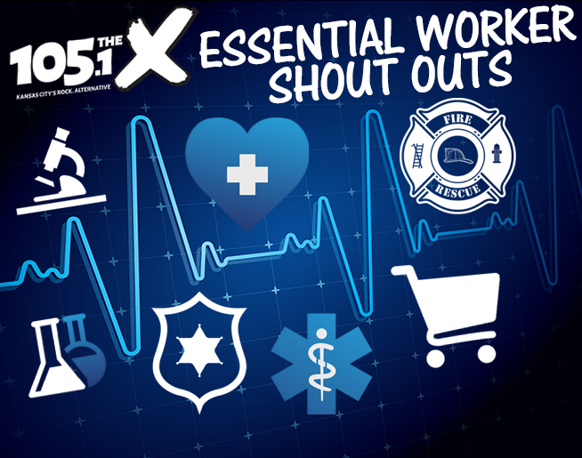 Give a Shout Out to an Essential Worker!