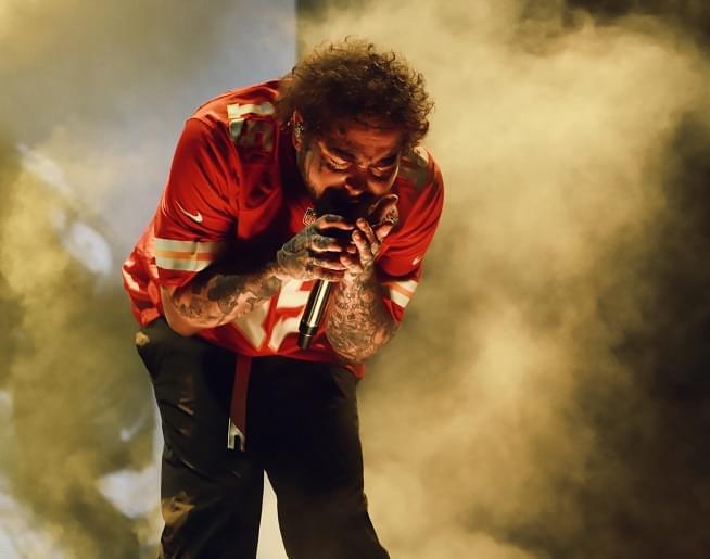 Watch Post Malone And Slash Cover Sabbath, AIC During NYE Stream