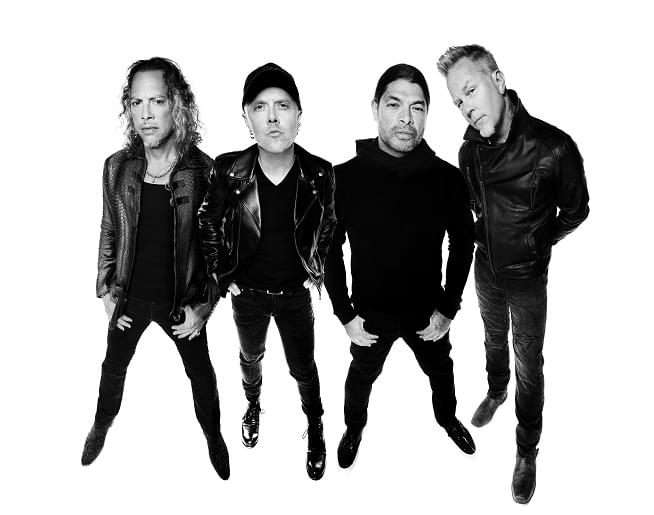 "Watch Metallica Do ""Blackened 2020"" Acoustic Quarantine Style"
