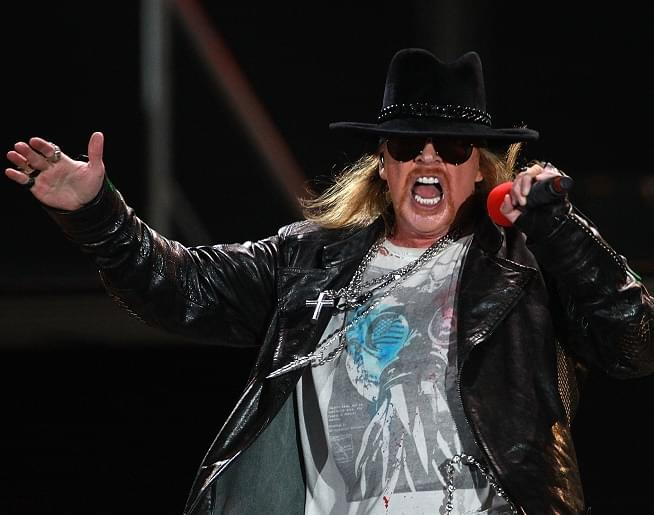 Guns N' Roses To Publish Children's Book?
