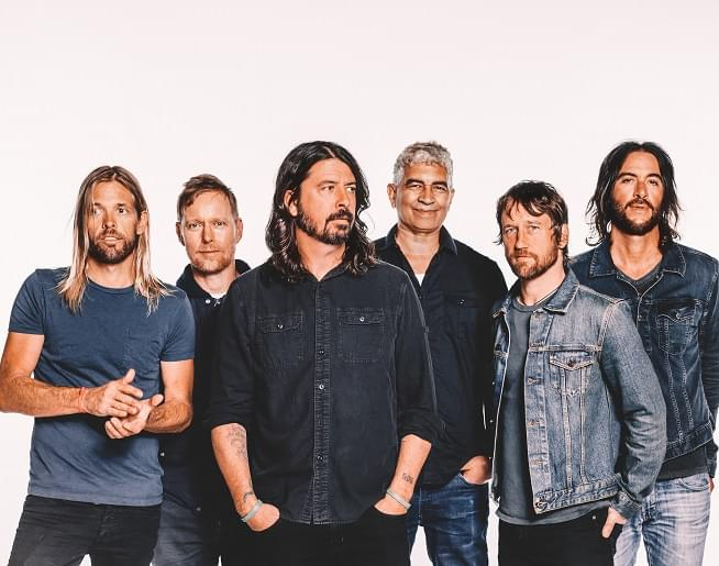 Foo Fighters' Bowie-Inspired New LP Delayed, And Other News