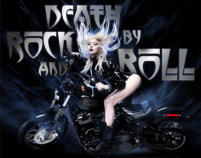 "NEW MUSIC: The Pretty Reckless ""Death By Rock And Roll"""