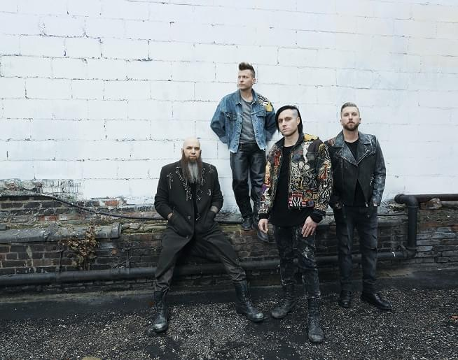 Hear Three Days Grace Cover 'Somebody That I Used To Know'
