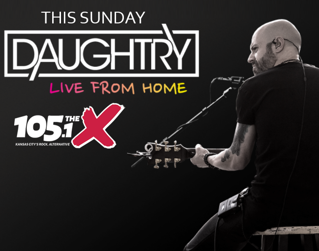 Daughtry Live from Home // This Sunday