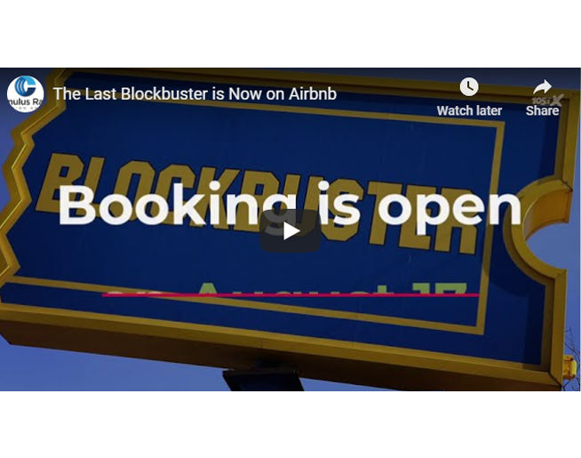 The Last Blockbuster is now on Airbnb