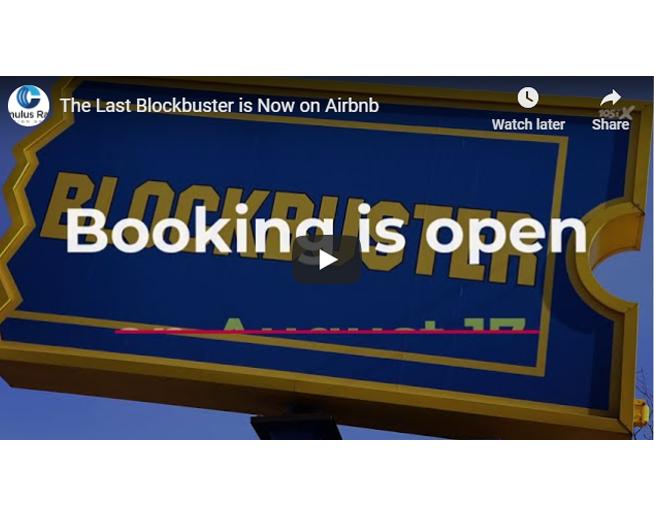 blockbuster airbnb x