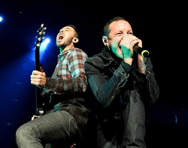 "NEW MUSIC: Linkin Park ""She Couldn't"""