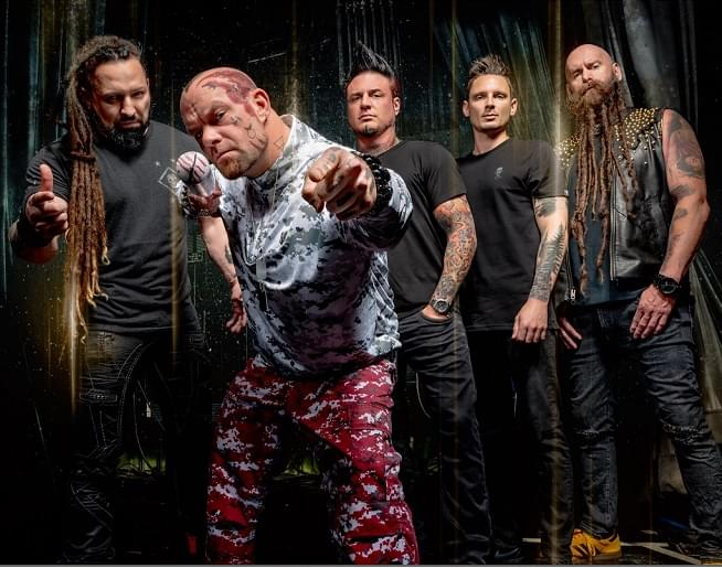 "Five Finger Death Punch Share New Acoustic Version Of ""Wrong Side Of Heaven"""