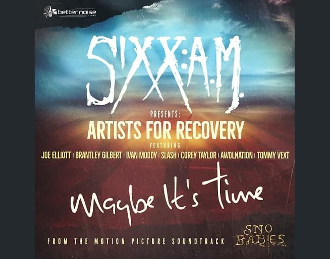 sixx:a.m. sixx a.m. maybe it's time