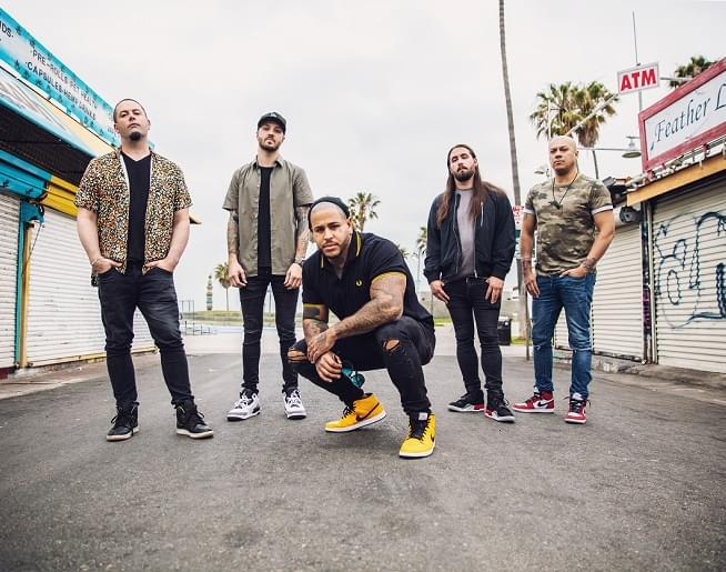 UPDATE: Tommy Vext Leaves Bad Wolves