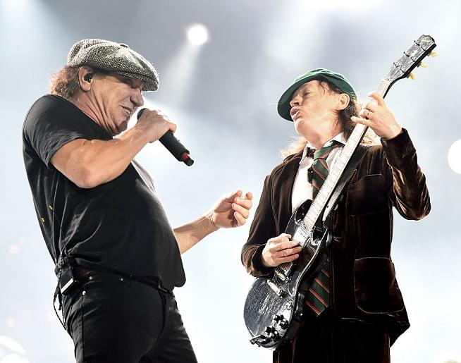 Two AC/DC Members Hunted The Loch Ness Monster With Fireworks