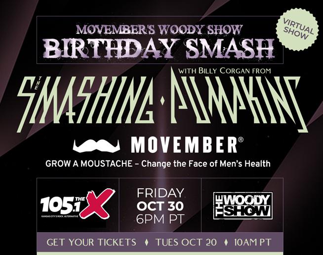 Smashing Pumpkins // Virtual Show // 10.30.20