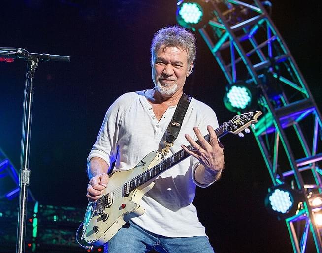 Stream Eddie Van Halen's Final Concert Ever With Van Halen