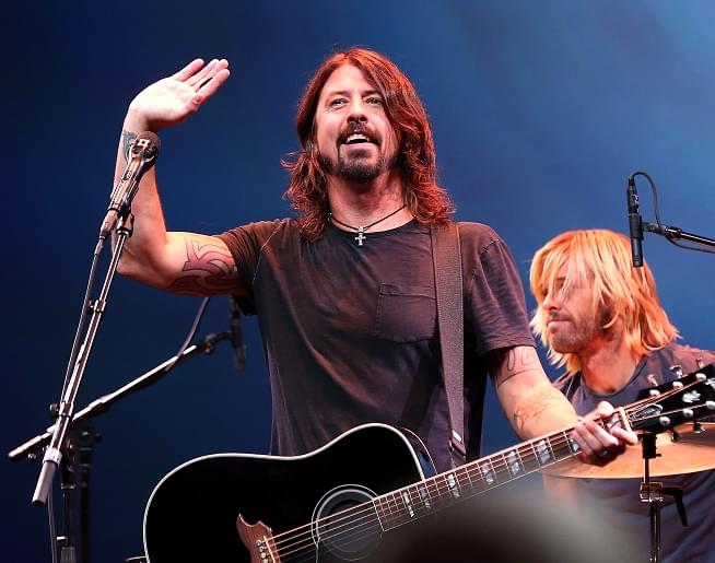 "Foo Fighters Share Video For ""Waiting On A War"""