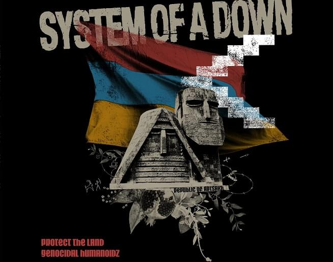 Wake Up! New Music From System Of A Down!
