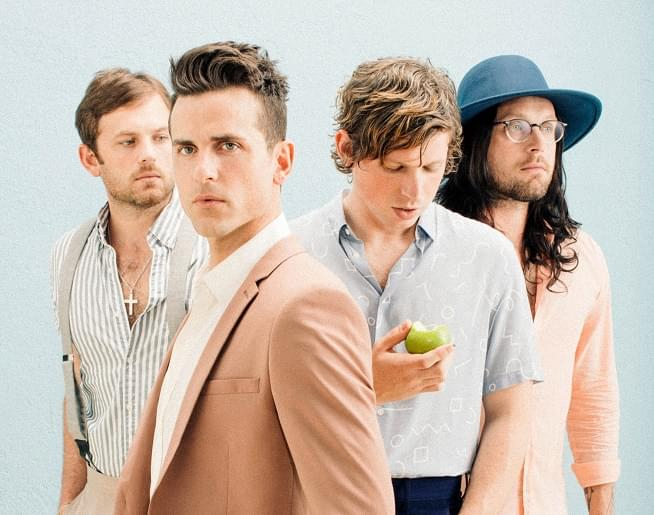 Kings Of Leon Share First New Music Since 2016