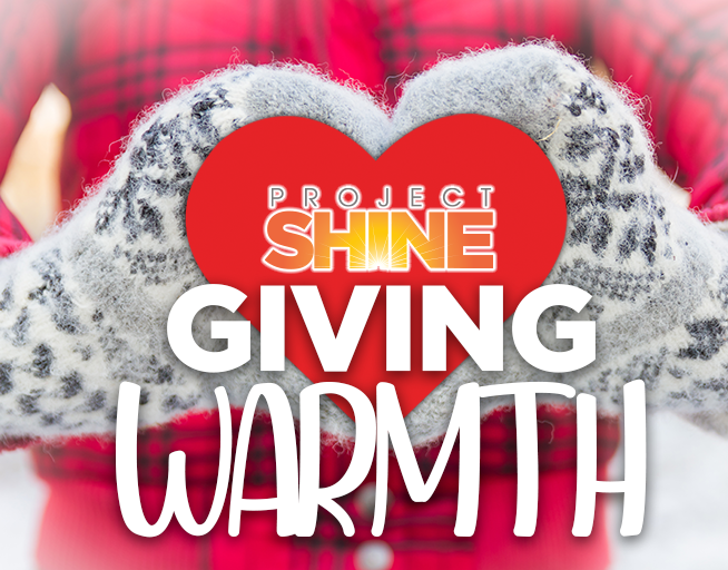 KEEP KC WARM – GIVING WARMTH
