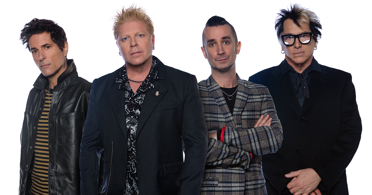 "NEW MUSIC: The Offspring ""Let The Bad Times Roll"""