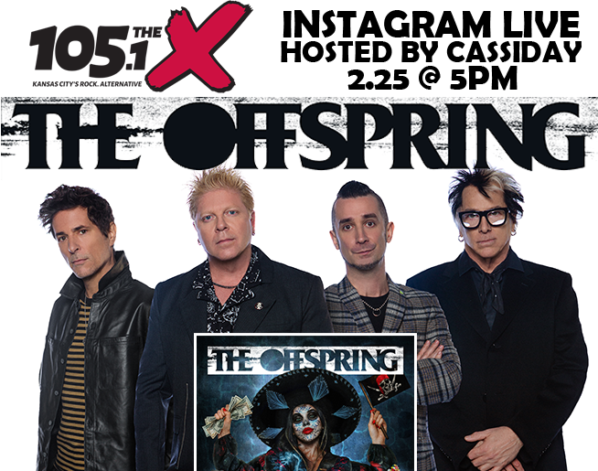 Cassiday Interviews Dexter And Noodles From The Offspring!