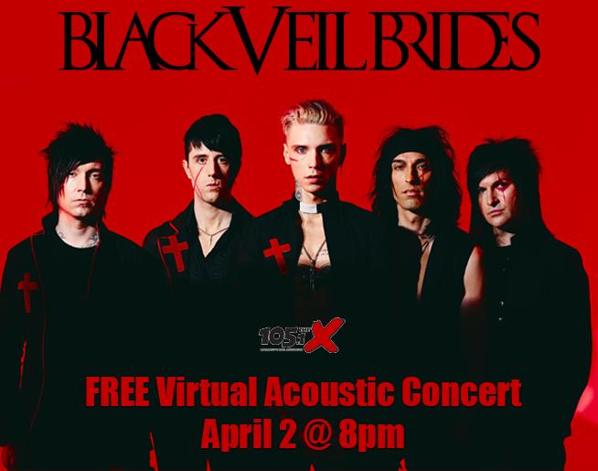 black veil brides virtual