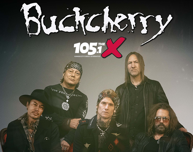 Buckcherry // 6.1.21 // Uptown Theater