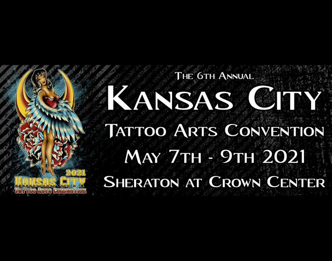 KC Tattoo Arts Convention // 5.7-5.9 @ Crown Center