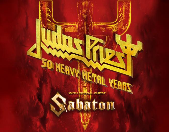 Judas Priest // October 19th