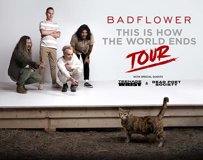 Badflower // 10.5.21 @ The Granada