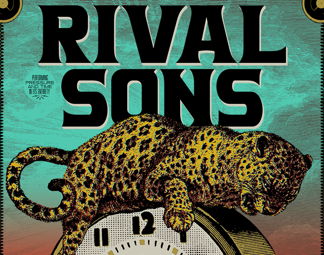 Rival Sons // 10.5.21 @ The Truman
