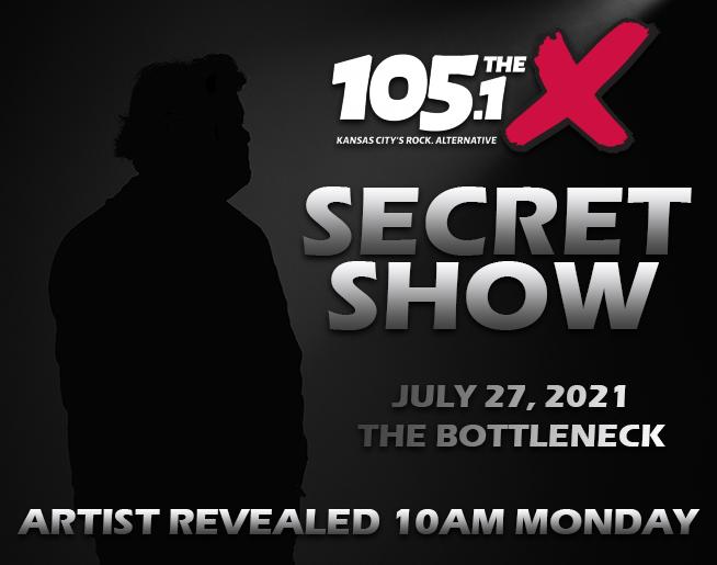 INTERVIEW: 105-1 The X Secret Show Artist REVEALED!