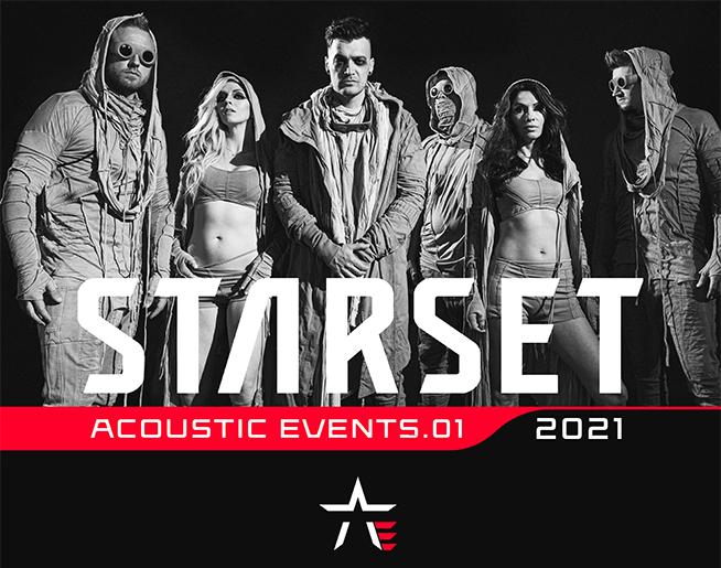 STARSET // 8.8.21 @ Uptown Theater