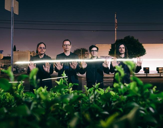 Hear Weezer Cover 'Enter Sandman' For The Metallica Blacklist
