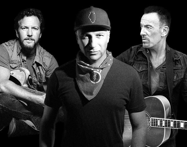 Hear Tom Morello's All-Star 'Highway To Hell' Cover With Springsteen, Vedder