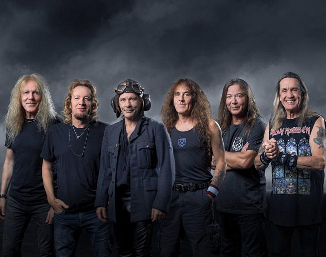 Iron Maiden Singer Bruce Dickinson Reveals Positive Covid-19 Diagnosis