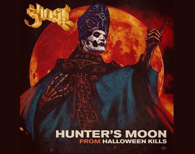 NEW MUSIC: Ghost 'Hunter's Moon'