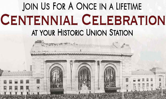 A Centennial Celebration at Union Station!