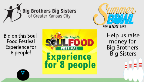 Bid on a Soul Food Festival Experience for 8 People and help us raise money!